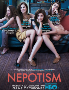 Girls Presentation - Girls Cast Nepotism