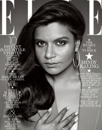 mindy-kaling-elle-magazine-cover